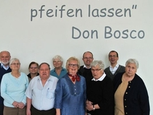 Don Bosco Familie in Mannheim