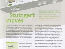 Stuttgart moves